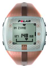 Пульсометр для фитнеса Polar FT4F Brown