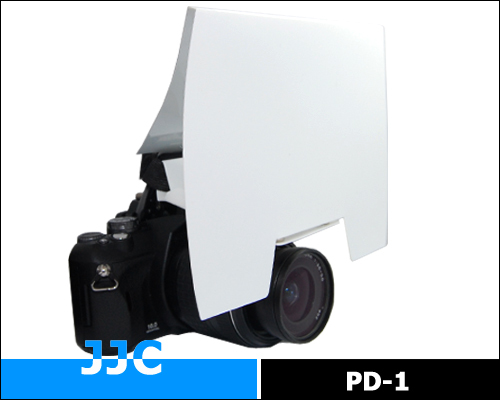 Рассеиватель для встреонной вспышки зеркального фотоаппарата JJC PD-1