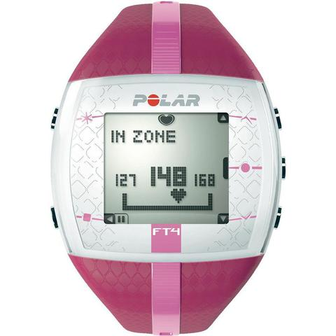 Купить Пульсометр для фитнеса Polar FT4F Purple по доступной цене