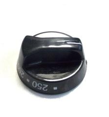 Ручка управления температурой духовки, черная, Лысьва