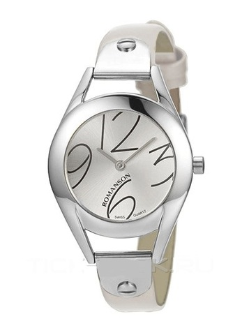 Купить Наручные часы Romanson RL1221LWWH по доступной цене
