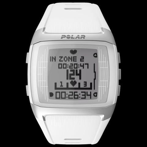 Купить Пульсометр для фитнеса Polar FT60M White по доступной цене