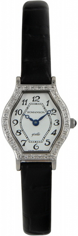 Купить Наручные часы Romanson RL8266QLWBK по доступной цене