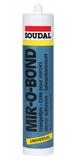 Клей-герметик для зеркал Соудал Миробонд 310мл (15шт/кор)
