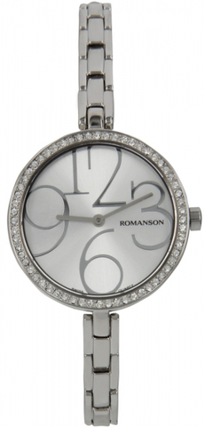 Купить Наручные часы Romanson RM7283TLWWH по доступной цене