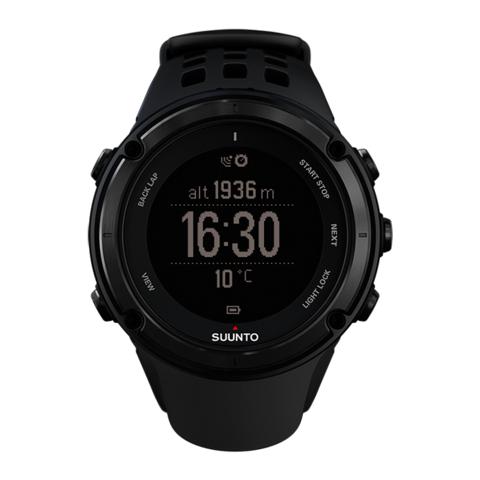 Купить Наручные часы Suunto Ambit 2 black SS019561000 по доступной цене