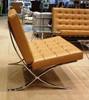 кресло Barcelona ( коричневый винтажный)