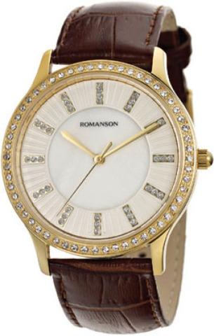 Купить Наручные часы Romanson RL0384TLGWH по доступной цене