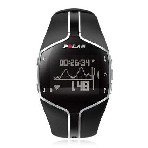 Купить Пульсометр для фитнеса Polar FT80 Black по доступной цене