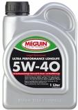 Megol Ultra Performance Longlife 5W-40 НС-синтетическое моторное масло