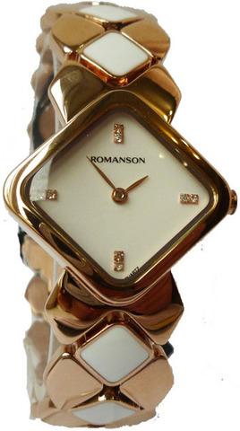 Купить Наручные часы Romanson RM1202LRWH по доступной цене