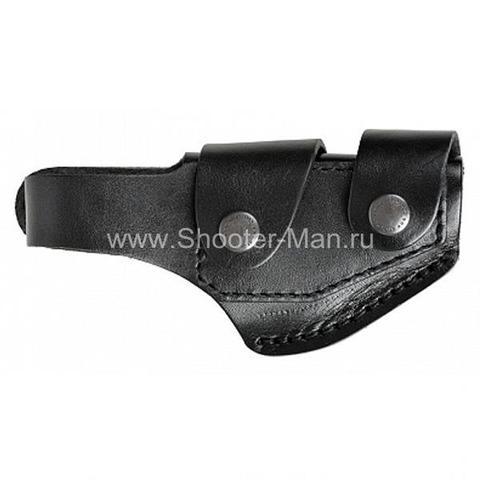 Кожаная кобура на пояс для пистолета Streamer ( модель № 9 )