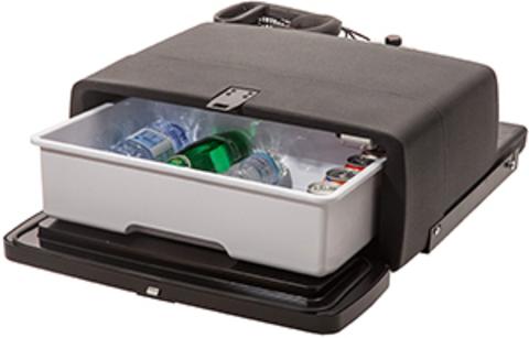 Компрессорный холодильник (встраиваемый) Indel B TB 34AM SC AFTER MARKET