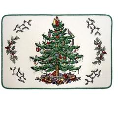 Коврик для ванной 56x86 Avanti Spode Christmas Tree