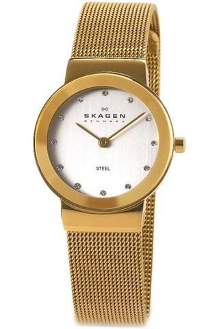 Купить Наручные часы Skagen 358SGGD по доступной цене