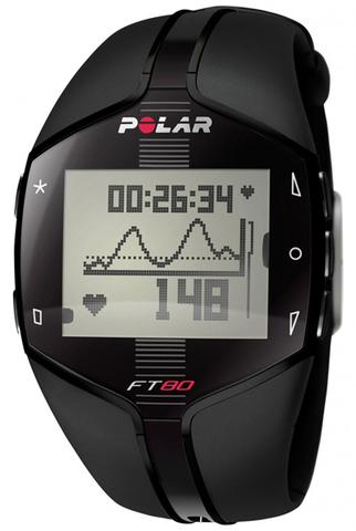 Купить Пульсометр для фитнеса Polar FT80 WD по доступной цене