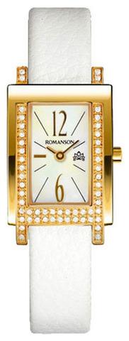 Купить Наручные часы Romanson RL6159TLGWH по доступной цене