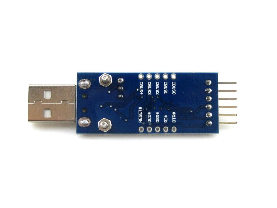 FT232RL/FTDI USB-auf-TTL Serienadapter