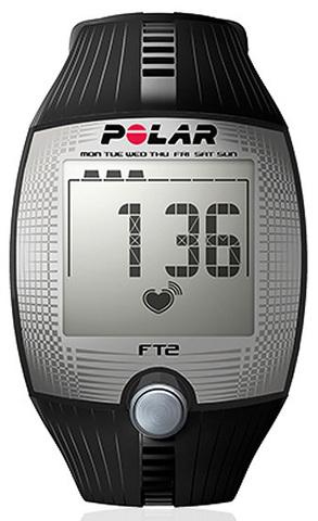 Купить Пульсометр для фитнеса Polar FT2 Black по доступной цене