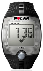 Пульсометр для фитнеса Polar FT2 Black