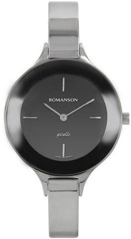 Купить Наручные часы Romanson RM8276LWBK по доступной цене