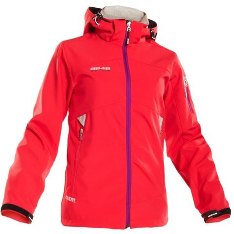 Лыжная куртка 8848 Altitude Saga Jacket красная