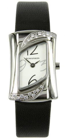 Купить Наручные часы Romanson RL0388QLWWH по доступной цене