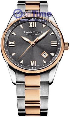 Купить Мужские наручные швейцарские часы Louis Erard L69101AB23M по доступной цене