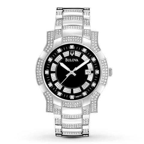Купить Наручные часы Bulova Marine Star 96B176 по доступной цене