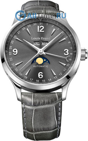Купить Мужские наручные швейцарские часы Louis Erard L31218AA03 по доступной цене