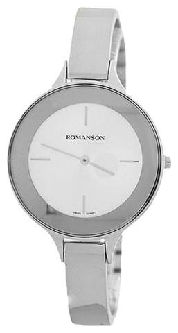 Купить Наручные часы Romanson RM8276LWWH по доступной цене