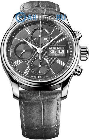 Купить Мужские наручные швейцарские часы Louis Erard L78259AA23 по доступной цене