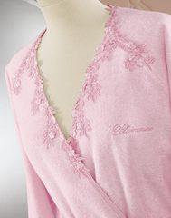 Элитный халат женский махровый Lisa от Blumarine