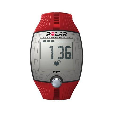 Купить Пульсометр для фитнеса Polar FT2 Red по доступной цене
