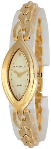 Купить Наручные часы Romanson RM0345LGGD по доступной цене