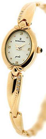 Купить Наручные часы Romanson RM0345LRWH по доступной цене