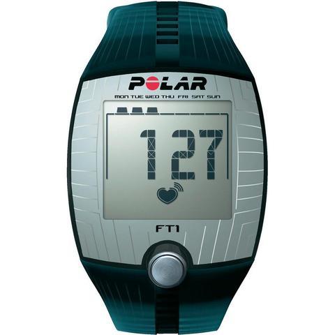 Купить Пульсометр для фитнеса Polar FT1 Turquoise по доступной цене