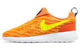 Кроссовки Женские Nike Roshe Run 2.0 Orange Yellow