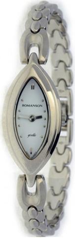 Купить Наручные часы Romanson RM0345LWWH по доступной цене