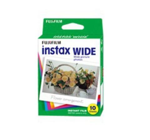 Fujifilm Instax wide glossy 10/PK