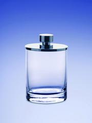 Емкость для косметики средняя Windisch 881251SNI Plain Crystal