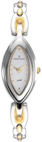 Купить Наручные часы Romanson RM0345LCWH по доступной цене