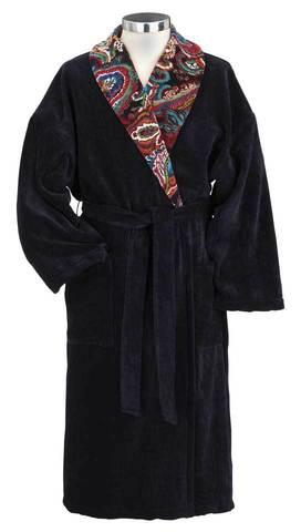 Элитный халат шенилловый Maharani Marius от Feiler