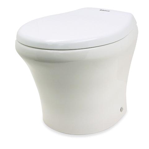 Туалет электрический с мацератором Dometic MasterFlush 8670