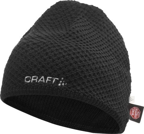 Шапка Craft WS Cruise Hat черная
