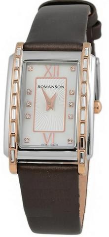 Купить Наручные часы Romanson RL1252TLJWH по доступной цене
