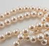 5810 Хрустальный жемчуг Сваровски Crystal Creamrose круглый 10 мм