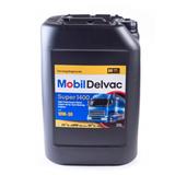 Mobil Delvac Super 1400 10W-30 - Минеральное моторное масло