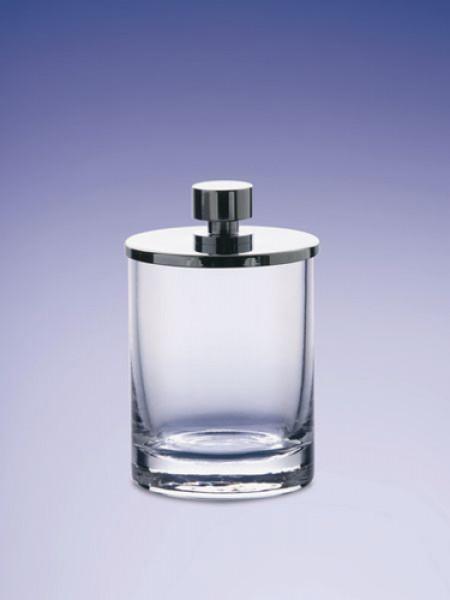 Для косметики Емкость для косметики малая Windisch 881241SNI Plain Crystal banochka-malaya-881241-plain-crystal-ot-windisch-ispaniya.jpg