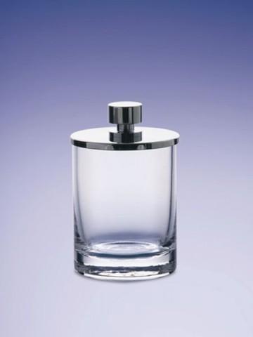 Емкость для косметики малая 881241SNI Plain Crystal от Windisch